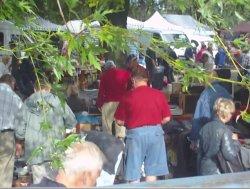 flea market warsaw