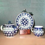 The traditional patterns of Boleslawiec Polish pottery are known the world over for their complexity and beauty.