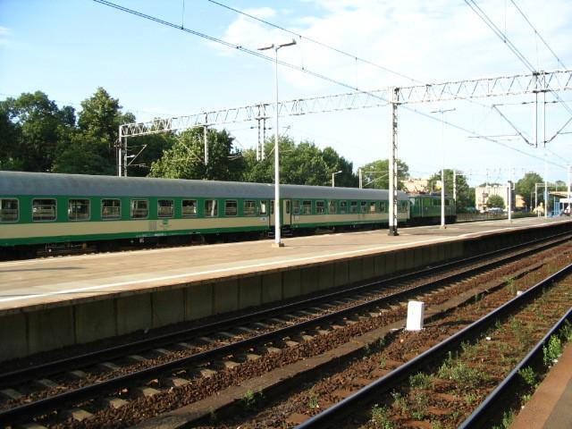 Polish regional train