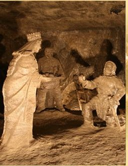 asthma cure in a salt mine