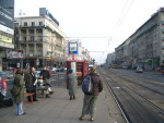Warsaw Tram Stop