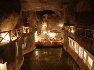The Wielczka Salt Mine Treatment Center