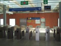 warsaw metro entrance
