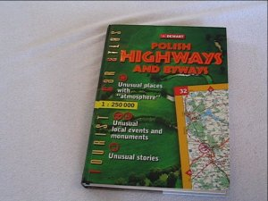 poland road atlas