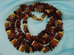 amber necklace collection