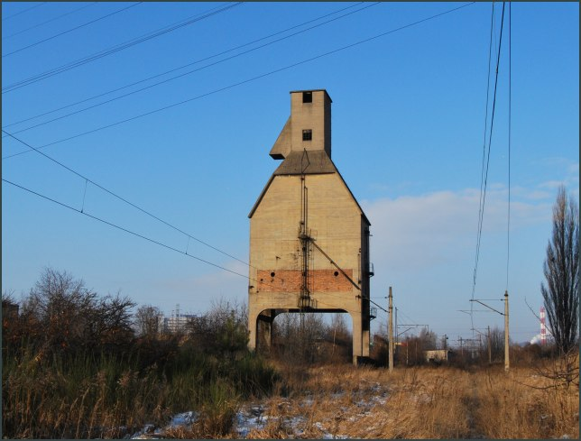 coal tower